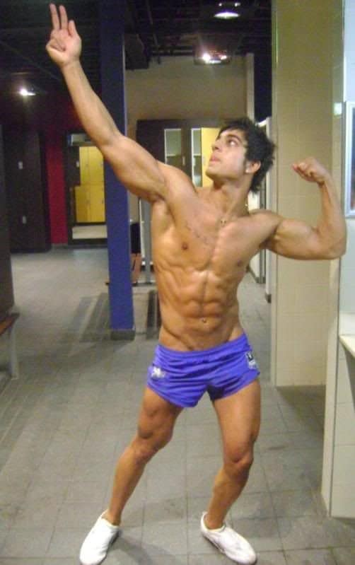 Zyzz Workout & Diet - How To Get Cut Like The Godfather of