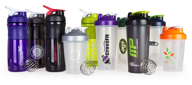 best shaker bottles compared