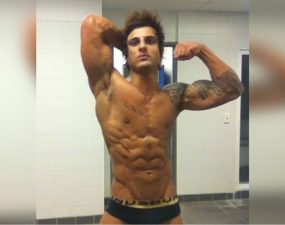 zyzz workout plan and diet