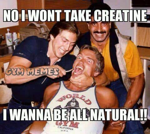 is creatine natural