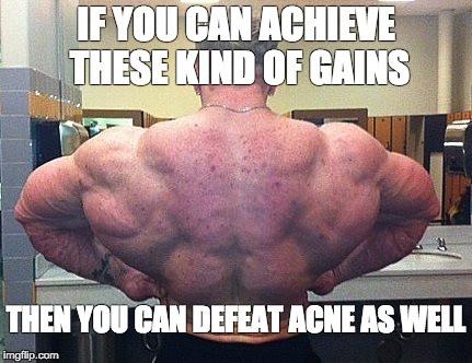 Skincare For Athletes A Bodybuilder S Full Body Skincare Regimen