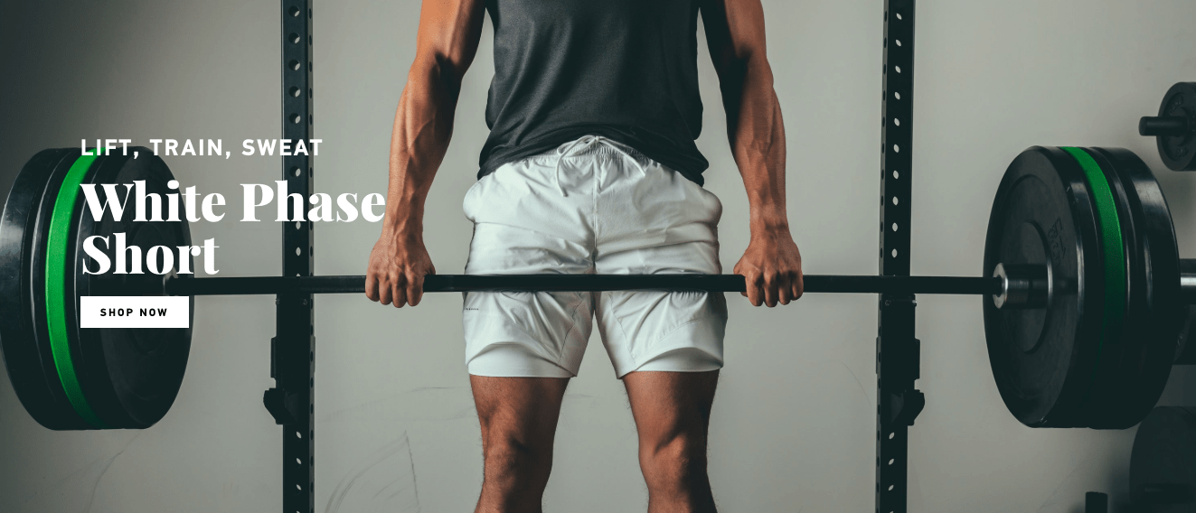 Rhone workout shorts