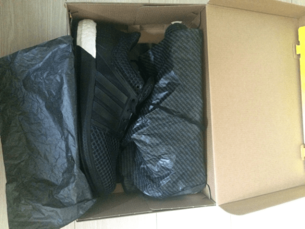 adidas solar boost unboxing