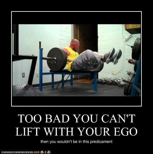 ego lifting