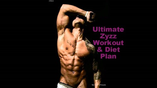 Zyzz Workout & Diet - How To Get Cut Like The Godfather of Aesthetics