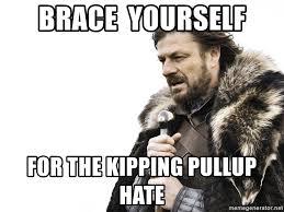 kipping pullup suck
