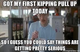 kipping pullups suck
