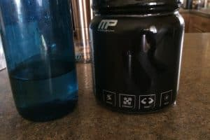 musclepharm assault black review