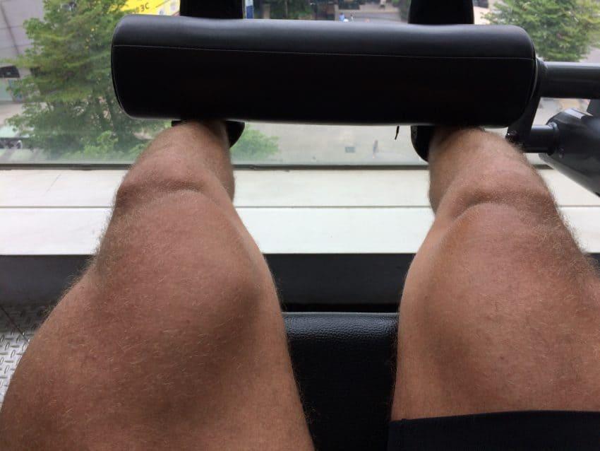 leg extension 1