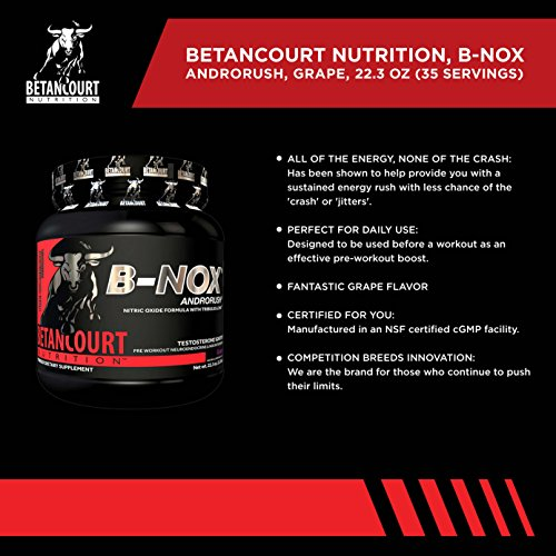 B-Nox Pre-Workout Reviewed - What Are The Benefits & Side