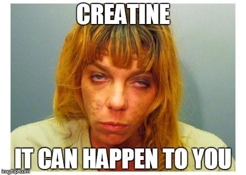 creatine steroid