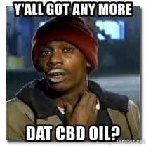 CBD meme