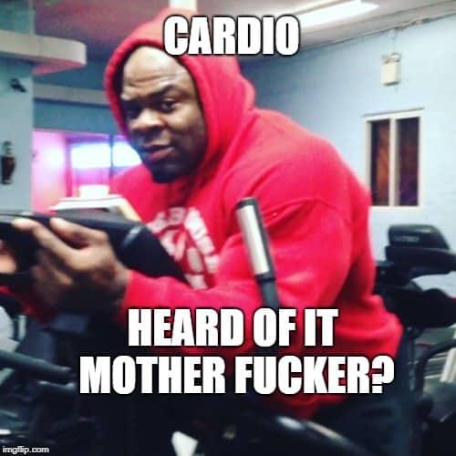 cardio routine for bodybuilding