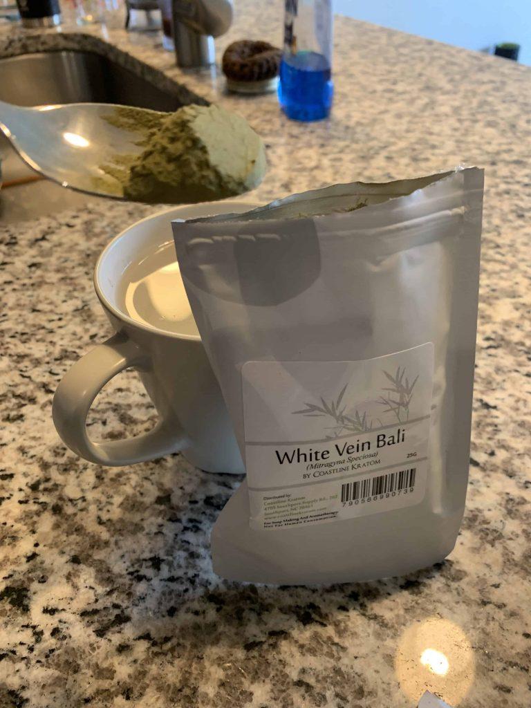 white vein bali