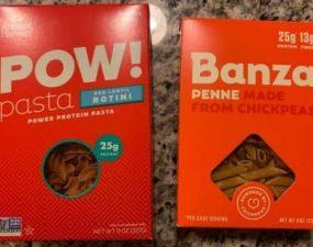 Pow! vs Banza