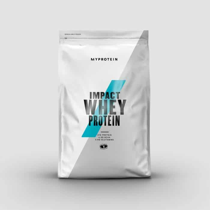 My Protein Bulk Impact Whey review