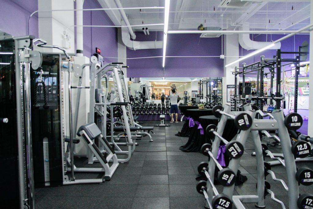 necessary gym equipment