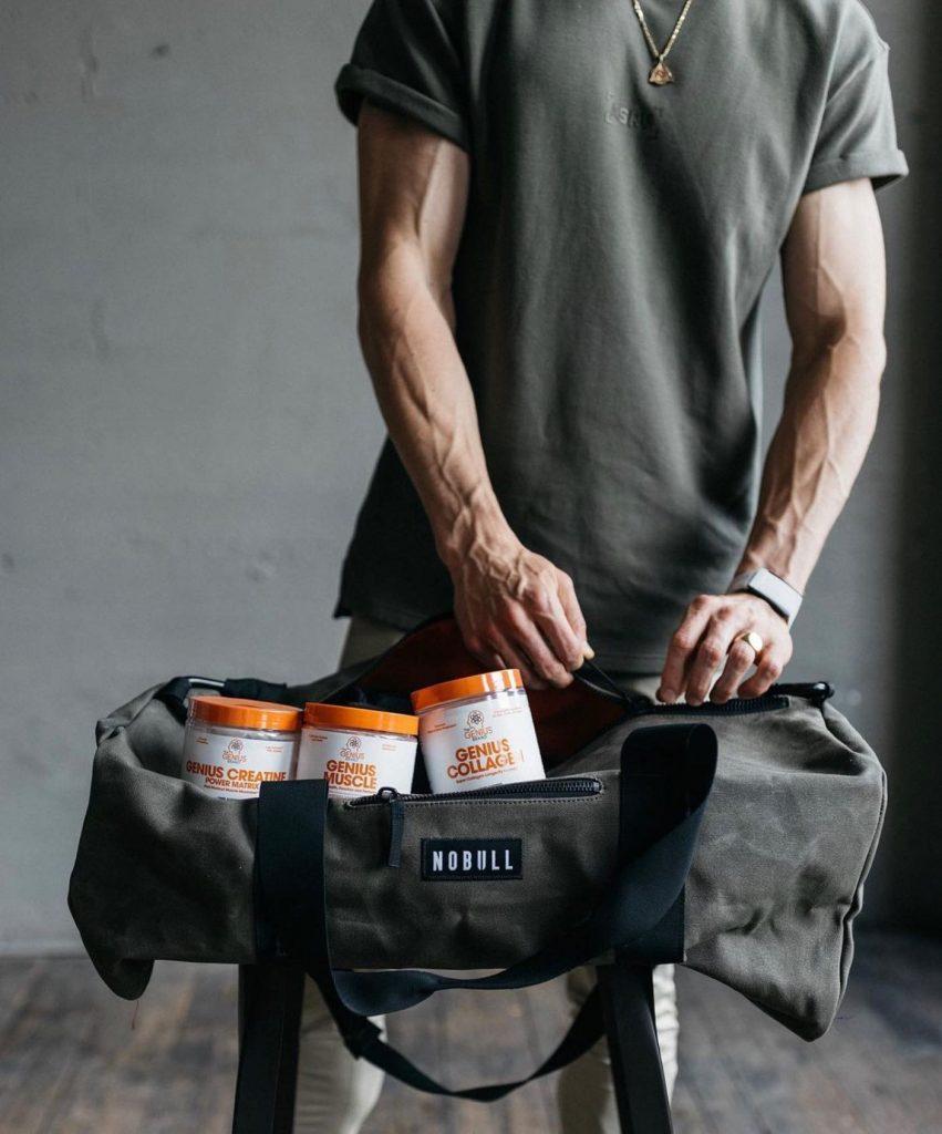 Genius Supplement product lineup
