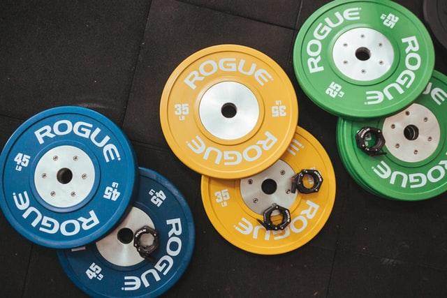 best bumper plate weights